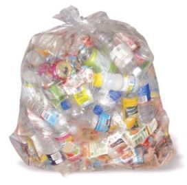Recycling Bag 2, bag of plastics