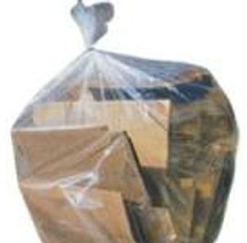 Recycling Bag 1, bag of cardboard