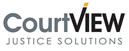 CourtView Justice Solutions logo
