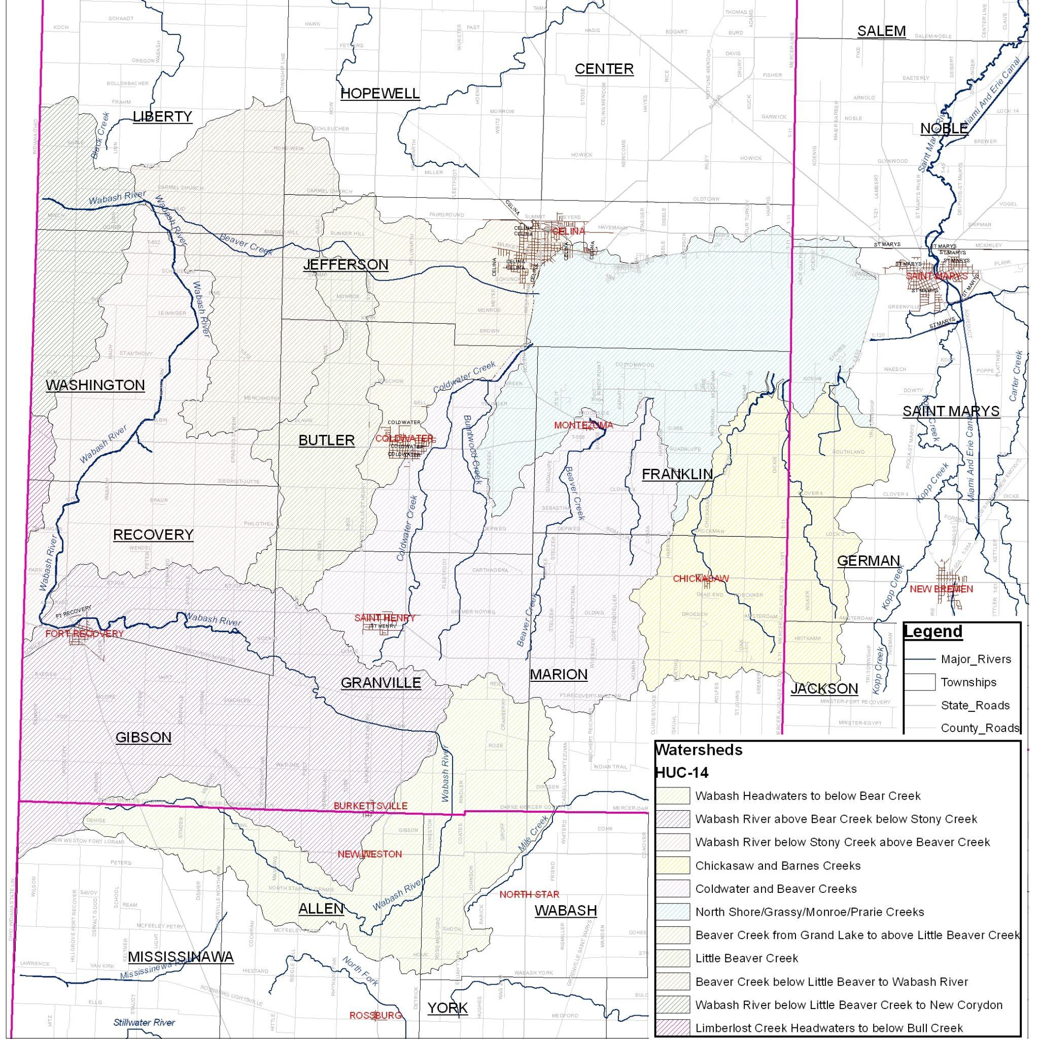 new Lauren map