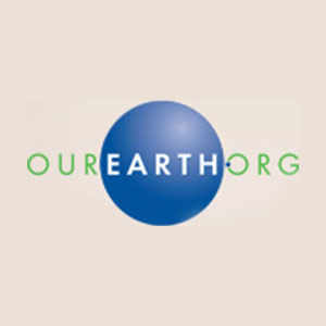 Our Earth.org logo