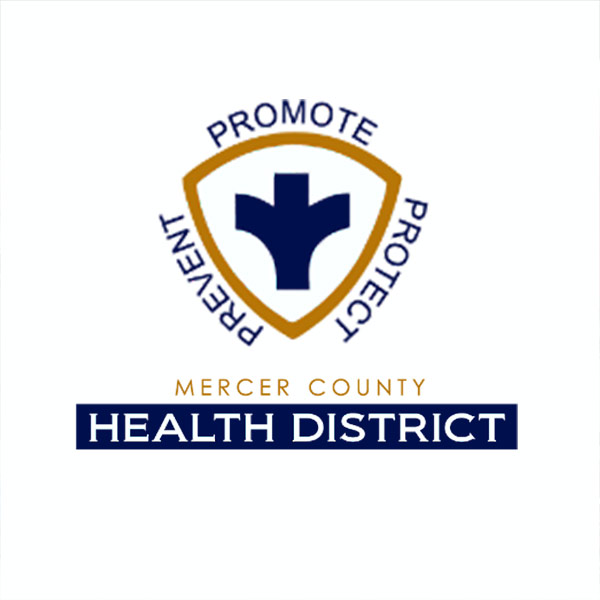 Health Department, logo prevent promote protect